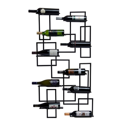 [WALL WINE RACK]