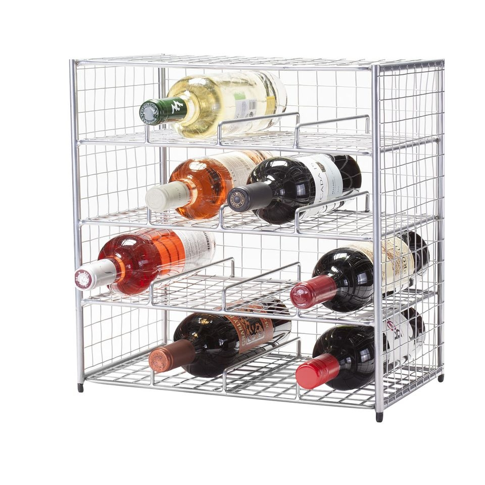 [16 BOTTLE WINE BIN]