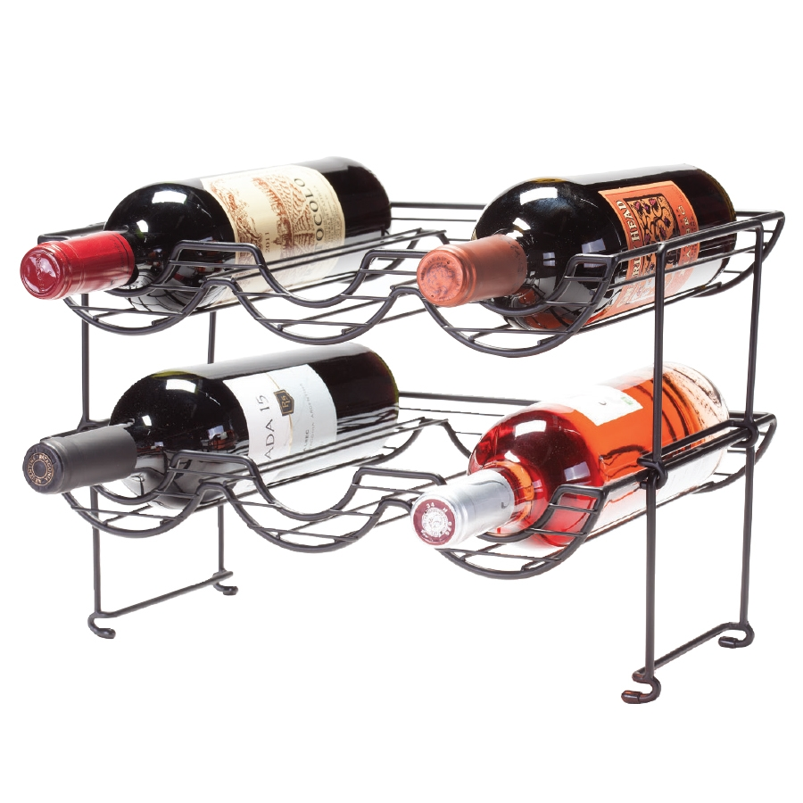 [HALFPIPE STACKABLE WINE RACK]