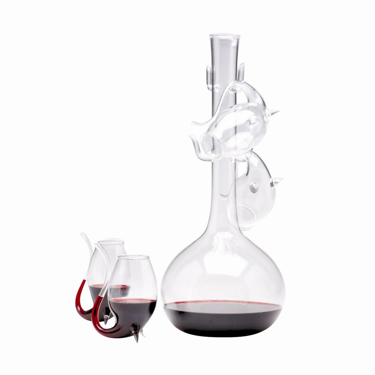 [Port Sipper and Decanter Set]